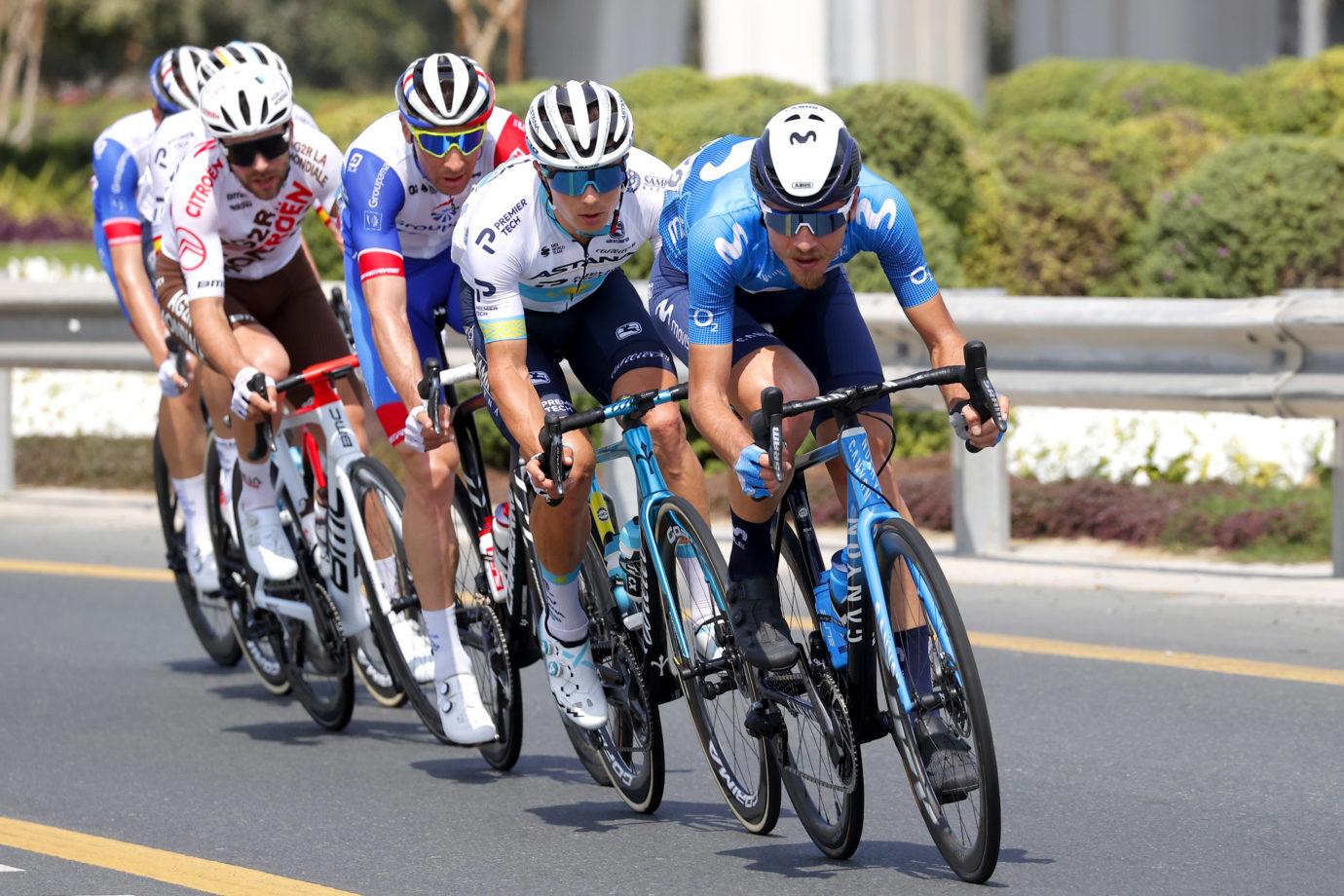 Imagen de la noticia 'Iñigo Elosegui into stage six breakaway in Dubai'