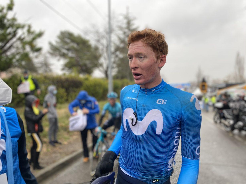Imagen de la noticia 'Matteo Jorgenson fights hard at Provence's stage two'