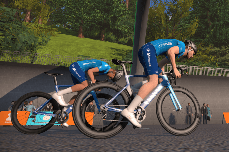 News' image'El Movistar Team Challenge entra en su penúltima ronda: las Selection Races'
