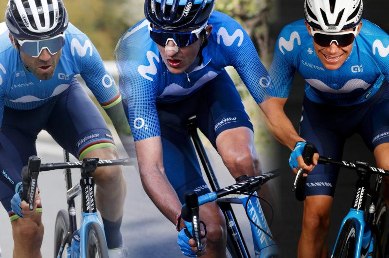 Imagen de la noticia '2021 WorldTour kicks off – expectations from Valverde, Mas, López, Soler & Cortina'
