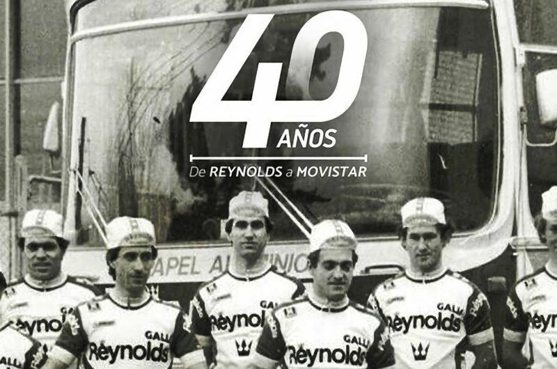 News' image'El documental '40 Años de Ciclismo', ya disponible en abierto en nuestro canal de YouTube'