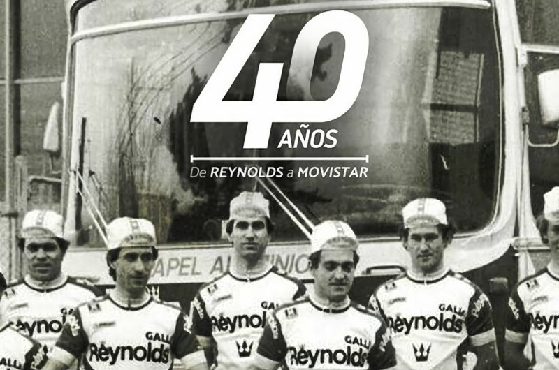 Imagen de la noticia ''40 Años de Ciclismo' documentary on Abarca's history and success now on YouTube (Spanish)'