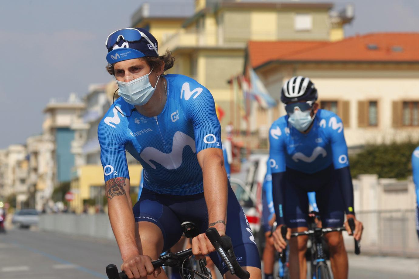 Imagen de la noticia 'Top ten for García Cortina in a mass sprint at Lido di Camaiore'