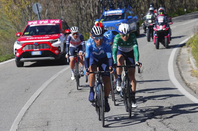 News' image'Oliveira (5º), en la fuga vencedora en Lido di Fermo'