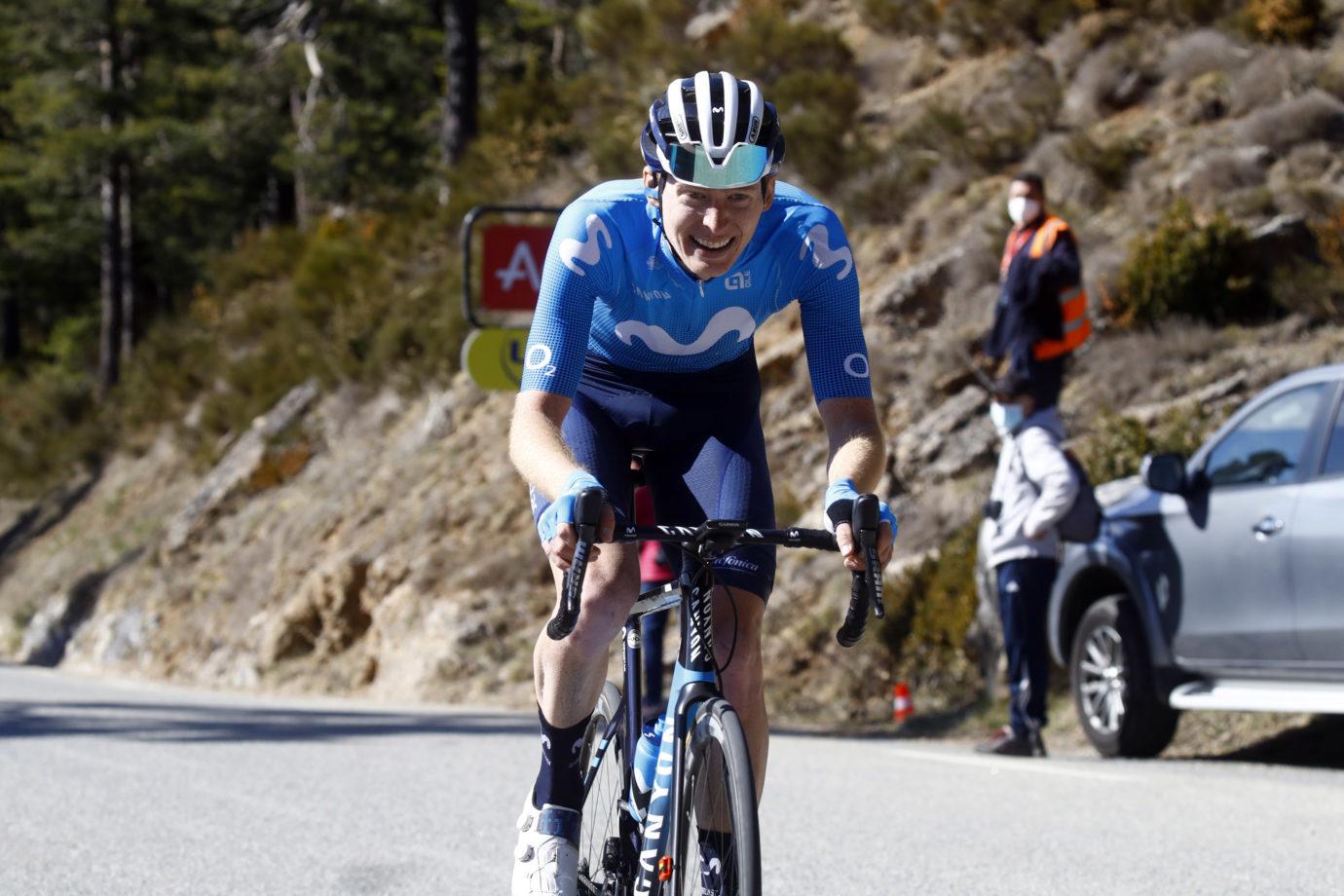 Imagen de la noticia 'Jorgenson still within overall top-ten after La Colmiane climb'