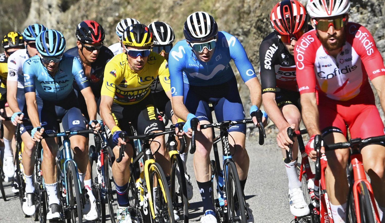 Imagen de la noticia 'Matteo Jorgenson takes promising 8th overall in Paris-Nice'