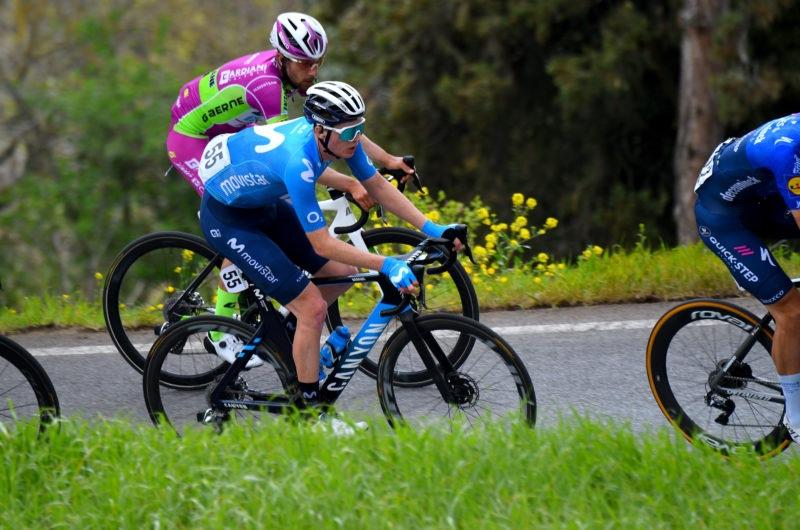 News' image''Raceblog' Settimana Coppi e Bartali: Jorgenson lo intentó hasta el final'