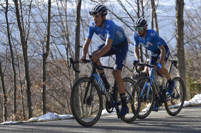 News' image'Soler y Cataldo, a seguir progresando en Prati di Tivo'
