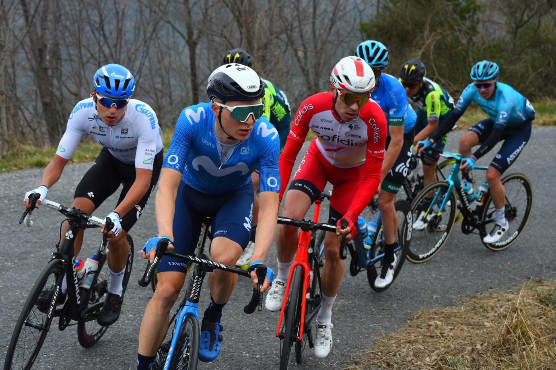 News' image'Hollmann, un día al ataque en el Trofeo Laigueglia'