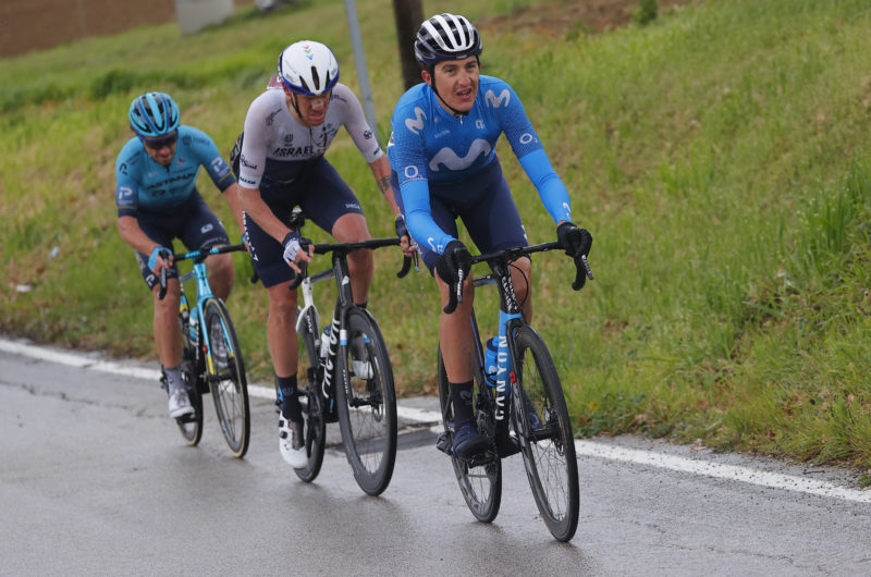 News' image'Soler y Serrano, al ataque bajo la lluvia'