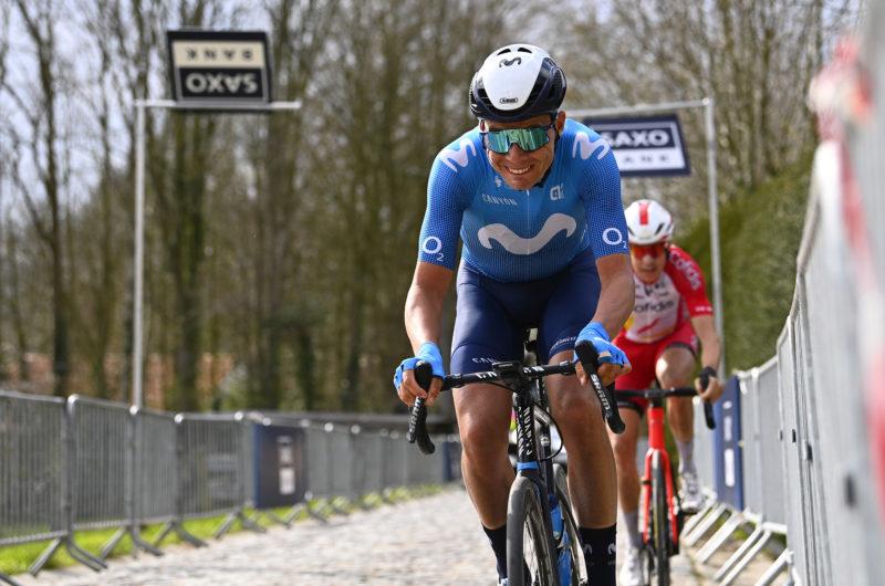News' image'Jacobs y Cortina, de nuevo en la brecha en Harelbeke'