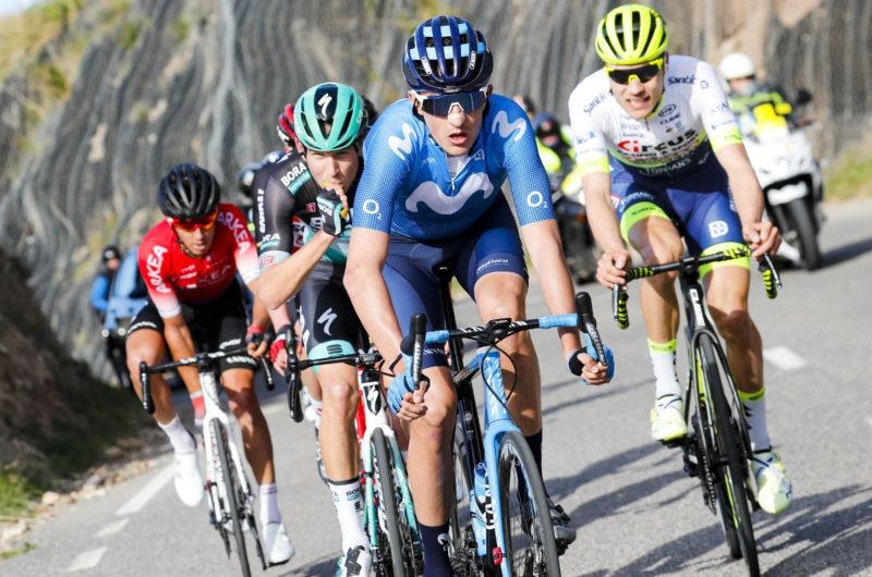 News' image'Soler inicia su temporada 2021 en la Tirreno-Adriático (10-16 marzo)'