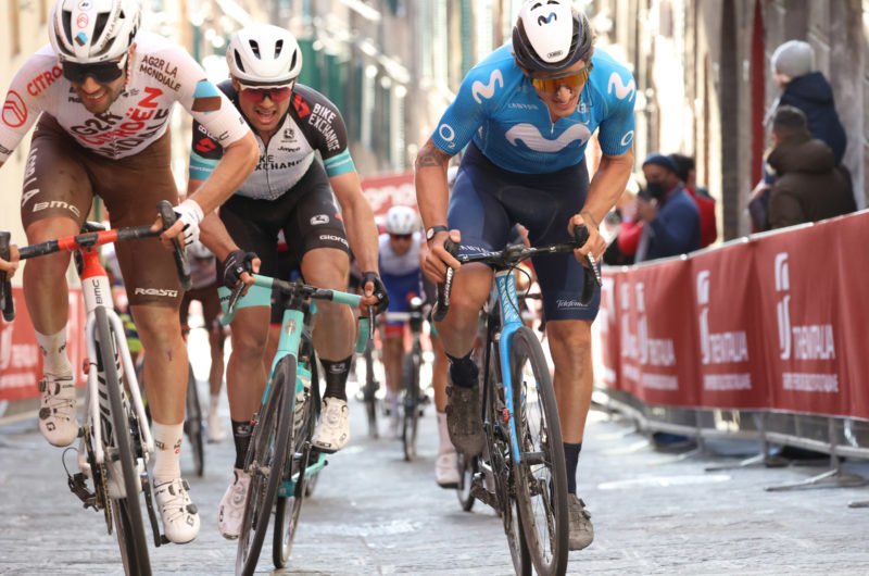 News' image'Cortina, en San Remo antes de regresar al pavé (sábado 20)'