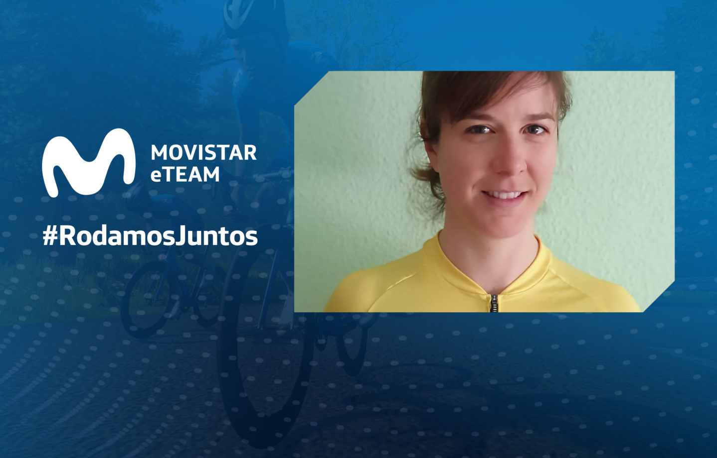 Imagen de la noticia 'Ana Dillana becomes Spanish signing for 2021 Movistar eTeam'