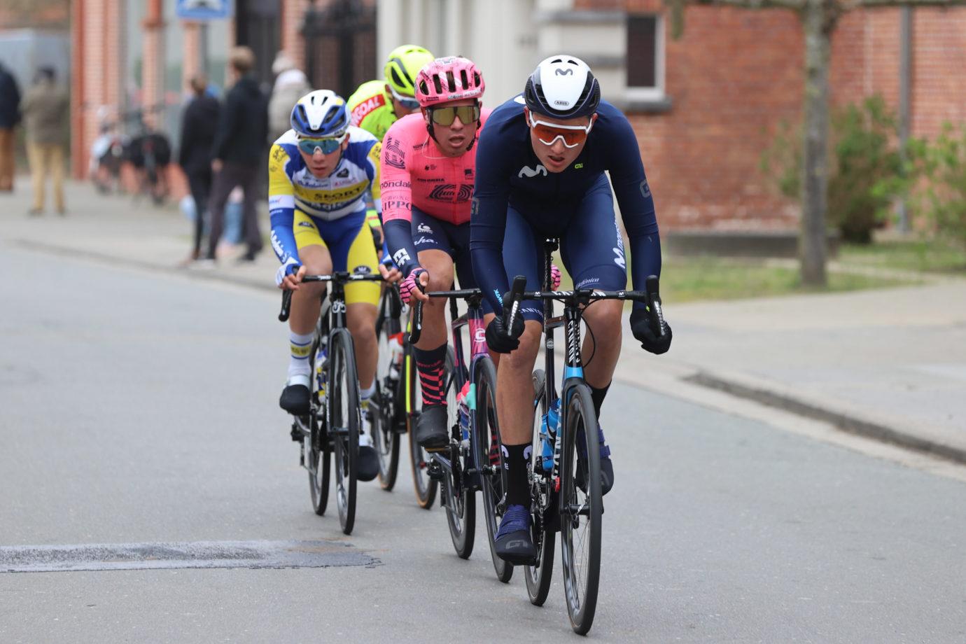 Imagen de la noticia 'Norsgaard into another Monument break at De Ronde'