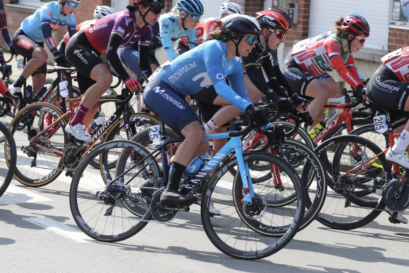 Imagen de la noticia 'Leah Thomas (4th) seeks for her chances at Brabantse Pijl'