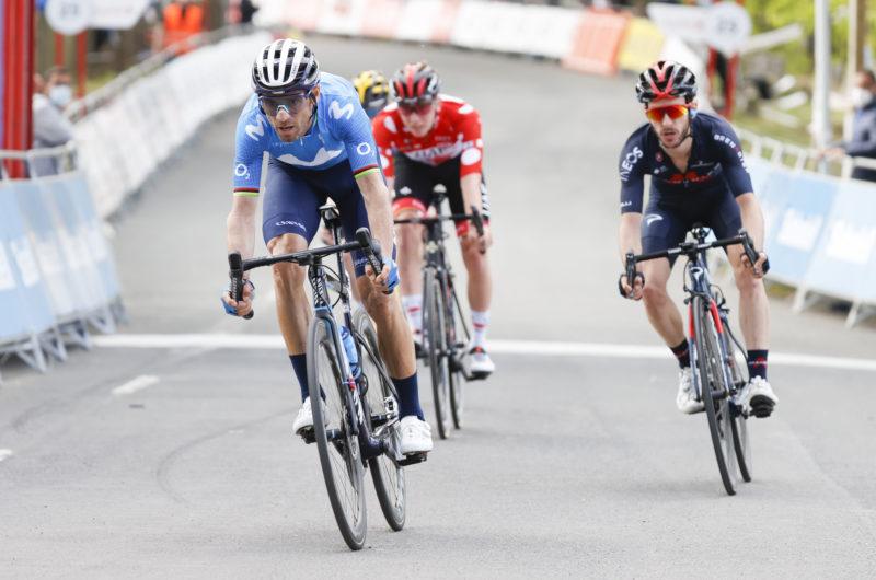 Imagen de la noticia 'Valverde takes 3rd in Arrate, finishes Itzulia in seventh overall'
