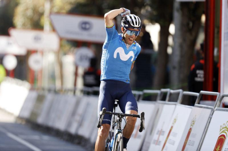 Imagen de la noticia 'Everlasting Valverde wins GP Indurain'