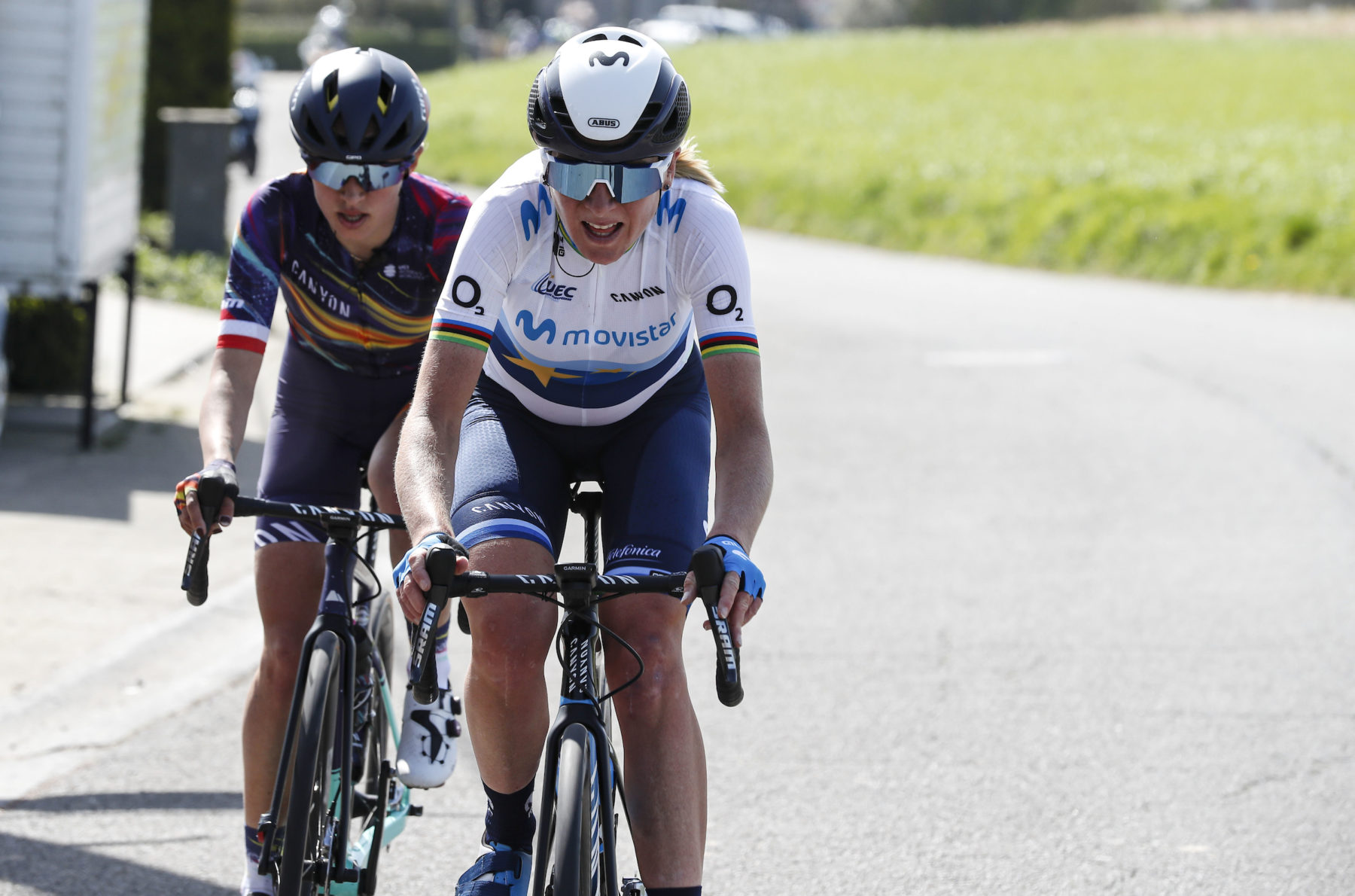 Imagen de la noticia 'Annemiek van Vleuten back racing at De Brabantse Pijl (Wednesday 14th)'