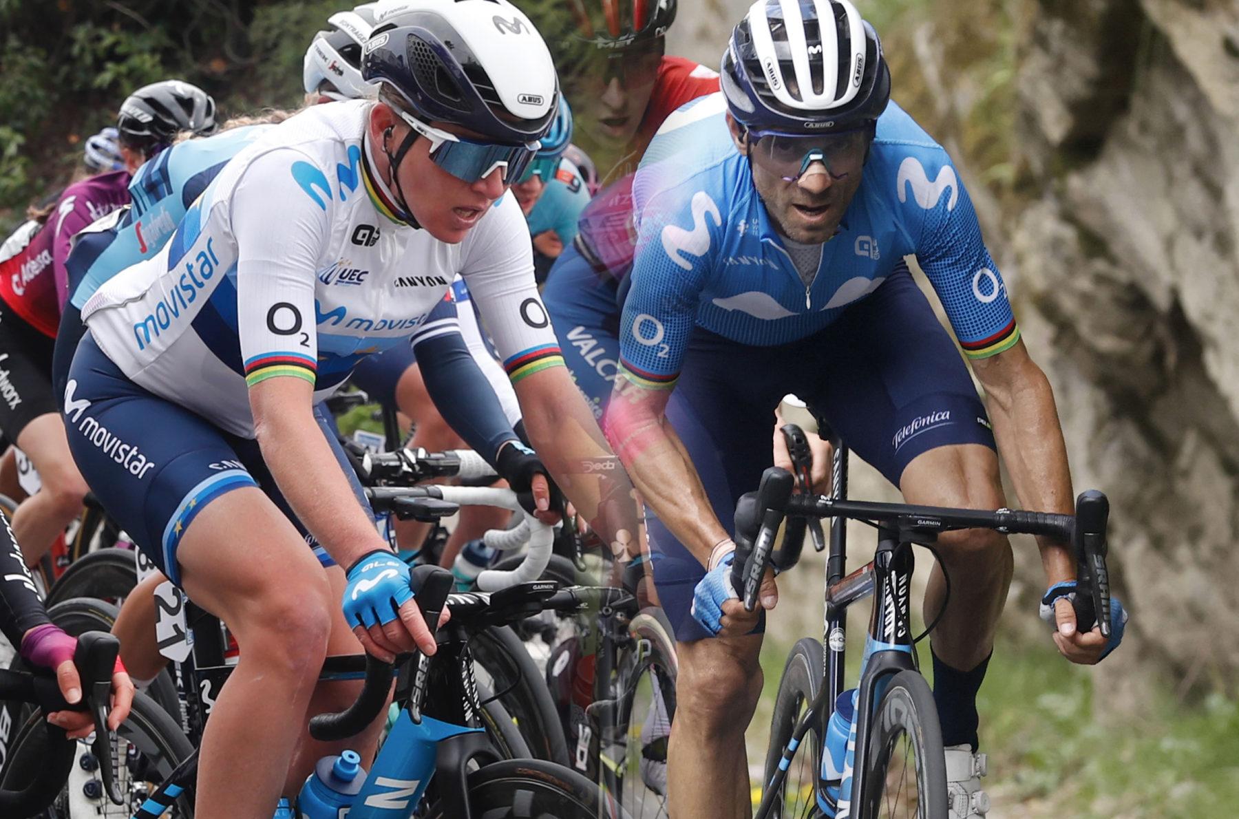 News' image'Van Vleuten y Valverde coincidirán este domingo en la Amstel Gold Race'
