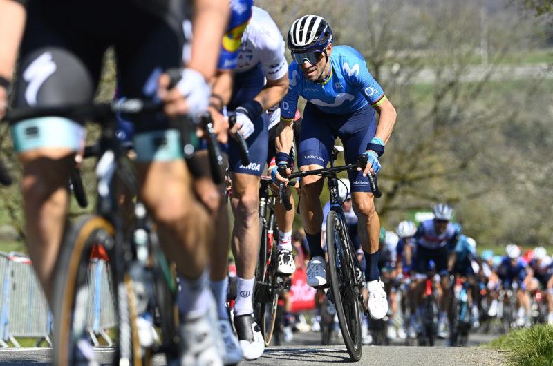 Imagen de la noticia 'Valverde makes fans dream again, takes 4th in Liège-Bastogne-Liège'
