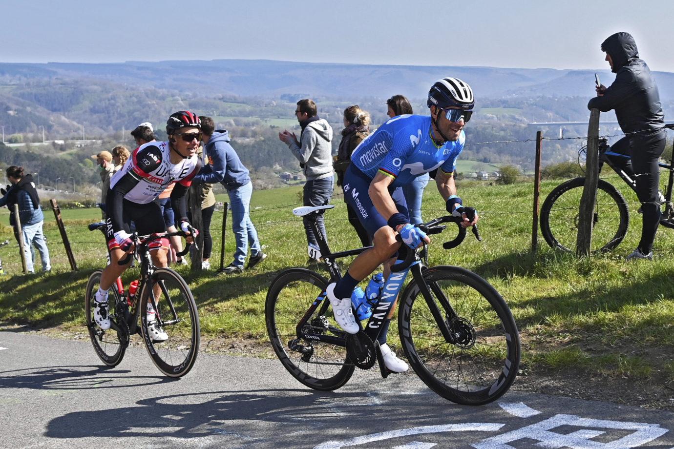 Foto 25 4 21 16 24 27 1380x920 - Valverde el mejor, ejemplo de la falta de relevo generacional en el ciclismo español