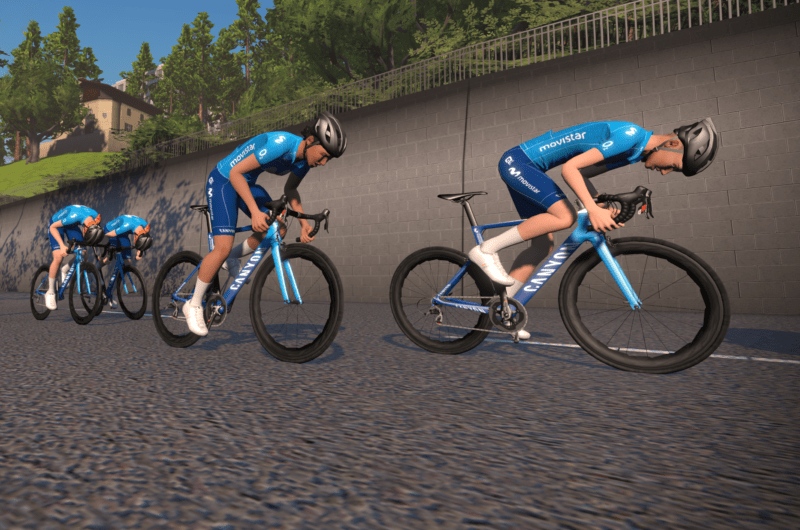 Imagen de la noticia 'Zwift Racing League visual guide: calendar, points system and our team numbers'