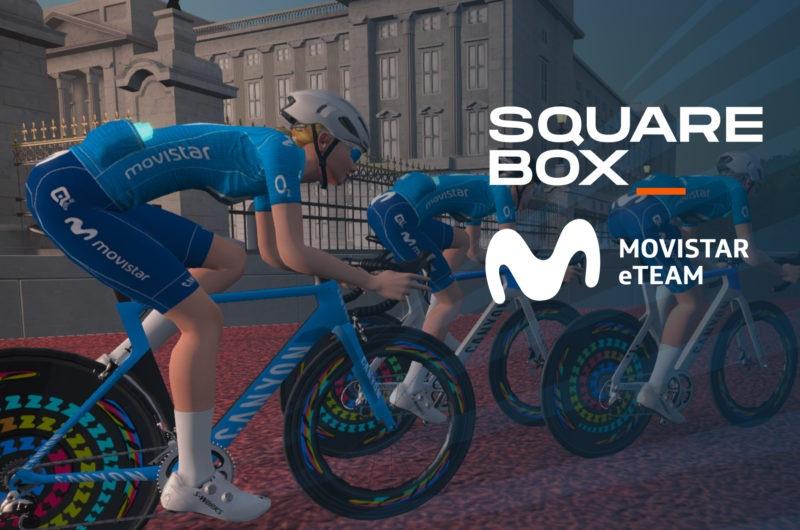 News' image'Squarebox, apoyo de Movistar eTeam en su apuesta por los esports'