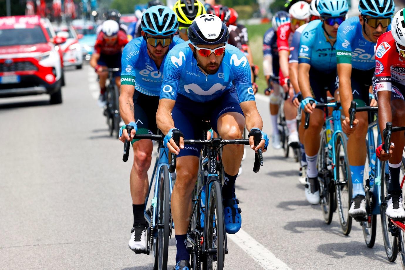 News' image'Cataldo (12º) apura las opciones 'azules' en Stradella'