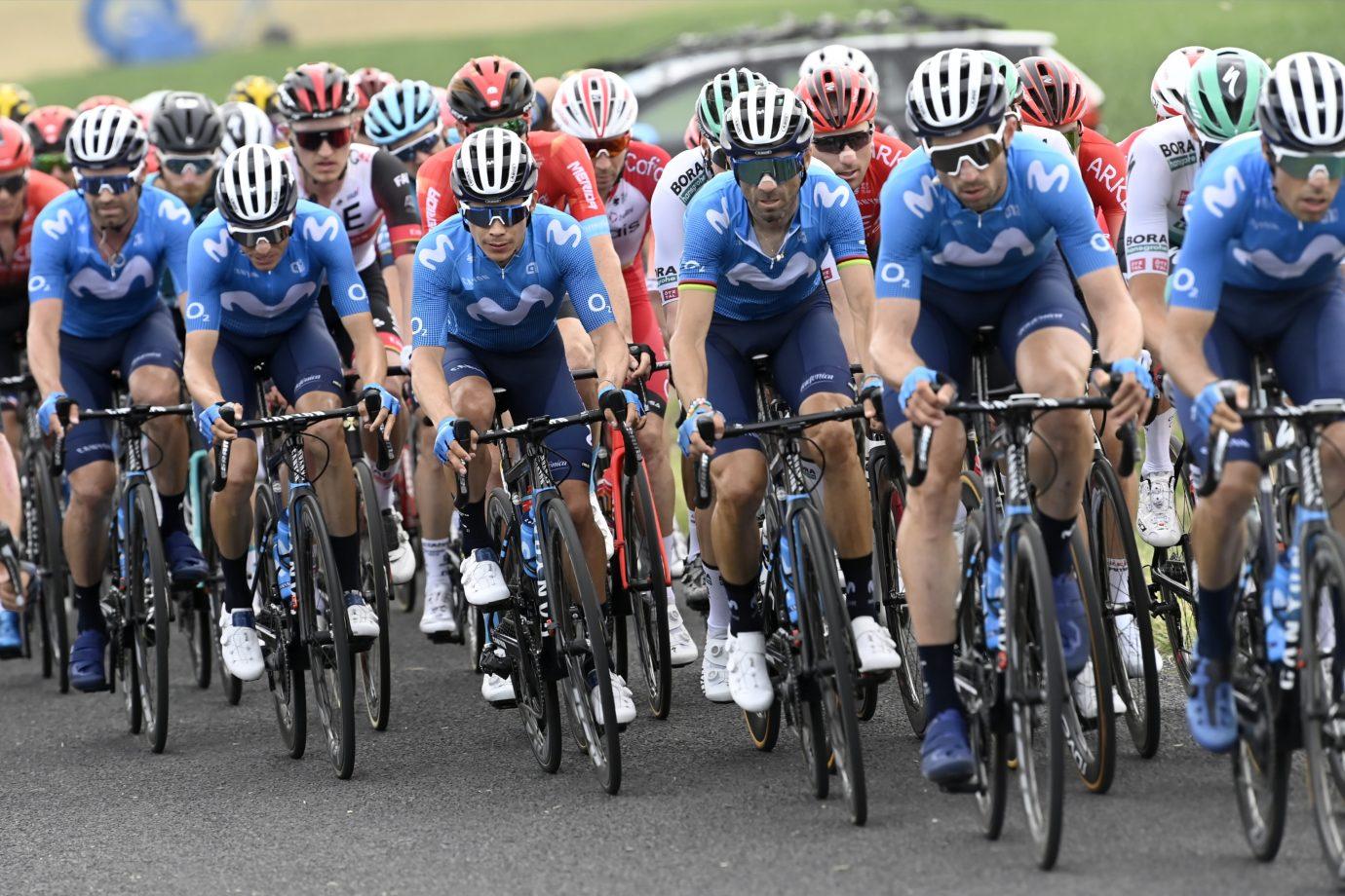 News' image'Arranque con aplomo en el Dauphiné; Valverde, 10º en Issoire'