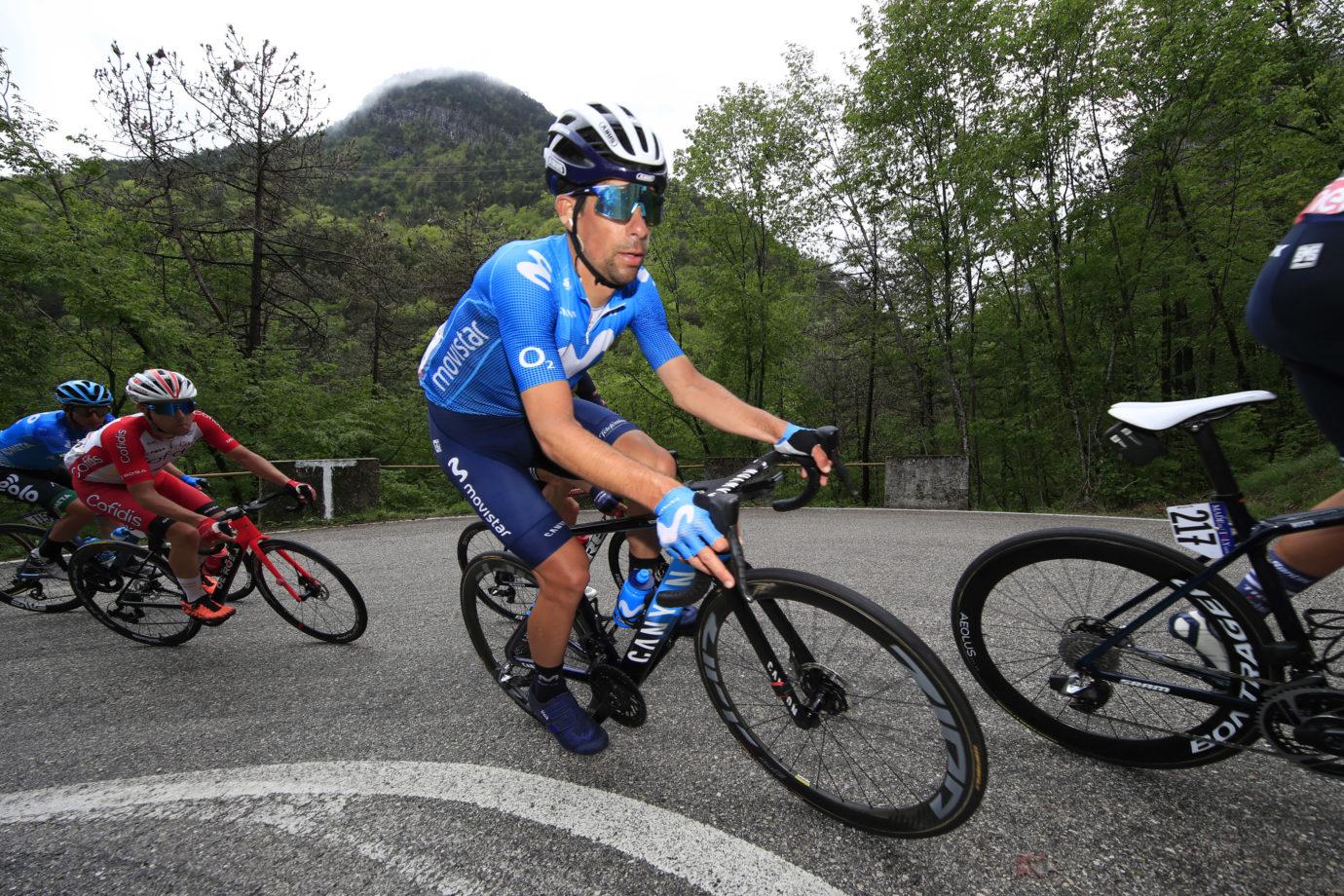 Imagen de la noticia 'Oliveira (8th) at winning break in Zoncolan; Pedrero within GC contenders'