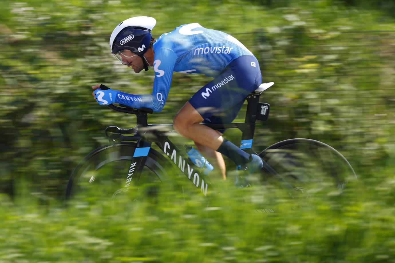 News' image'Movistar Team, espíritu combativo ante la adversidad en el Giro 2021'