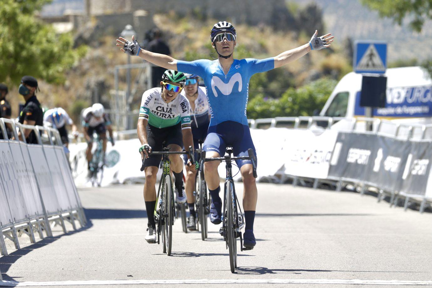 Imagen de la noticia 'Gonzalo Serrano wins Vuelta a Andalucía stage one'