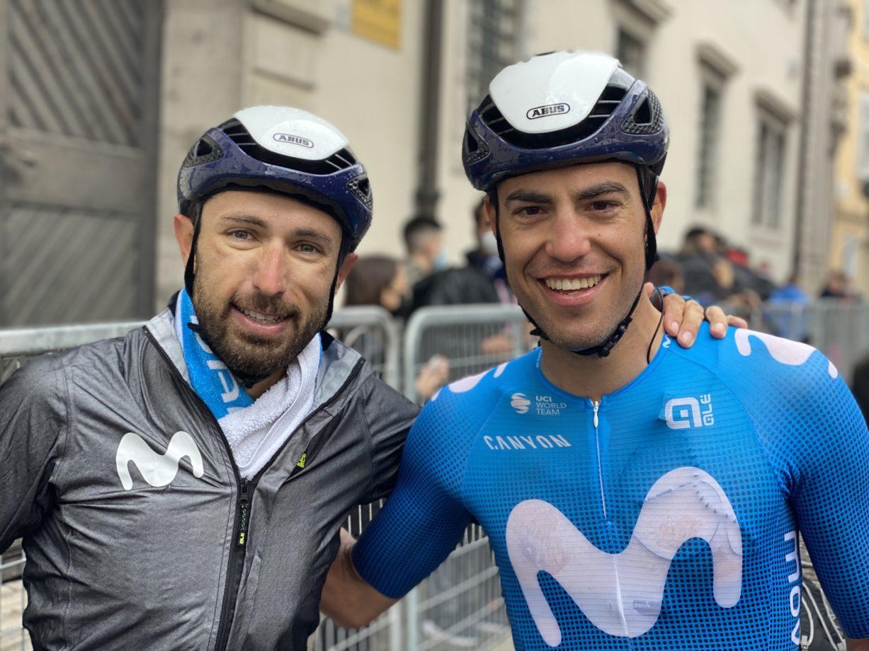 News' image'Cataldo (6º) y Torres (8º), otra dura batalla en Gorizia'