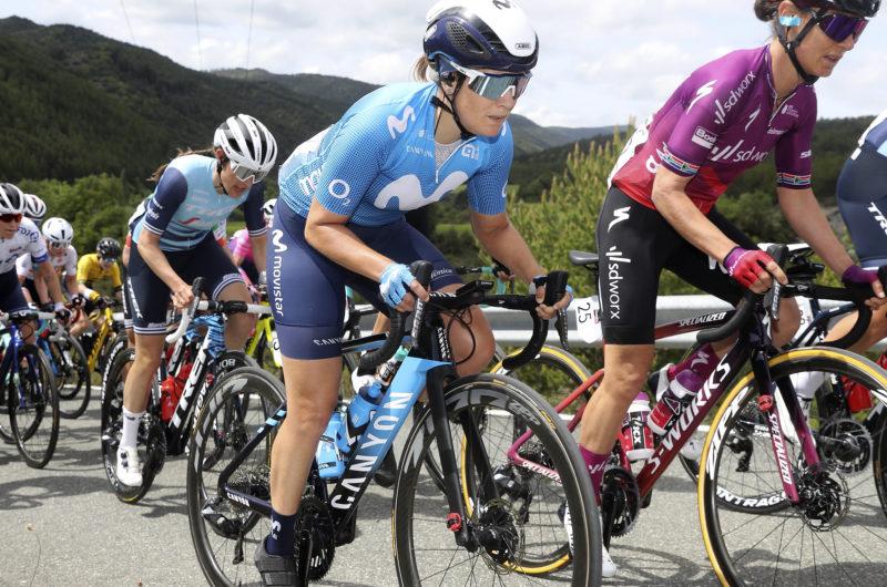 Imagen de la noticia 'Movistar Team at GP Ciudad de Eibar on Sunday'