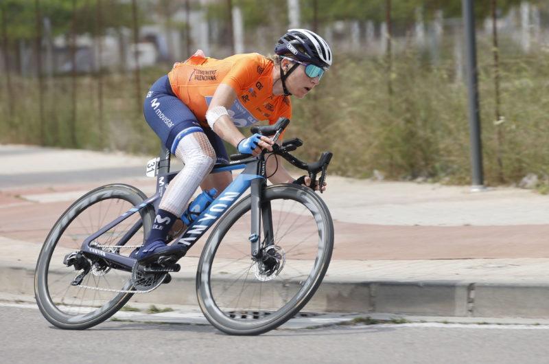 News' image'Gutiérrez, de nuevo 2ª en Valencia; Van Vleuten conserva el 'naranja''