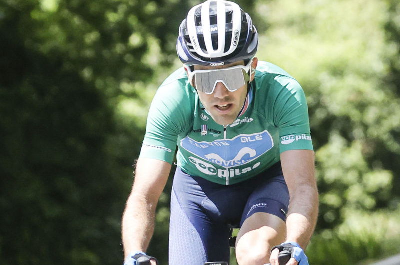 Imagen de la noticia 'Pedrero finishes Asturias in 2nd overall; Blues with great results after Carretero's win'