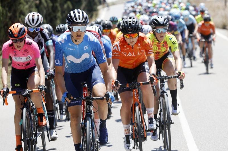 Imagen de la noticia 'Van Vleuten, Aalerud spearhead Movistar Team at home Navarra classics (May 13-14)'
