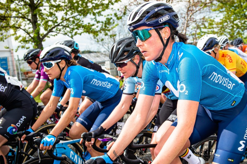 News' image'Las Movistar Team vuelven a Bélgica: Hageland (sábado 5) y Westhoek (domingo 6)'