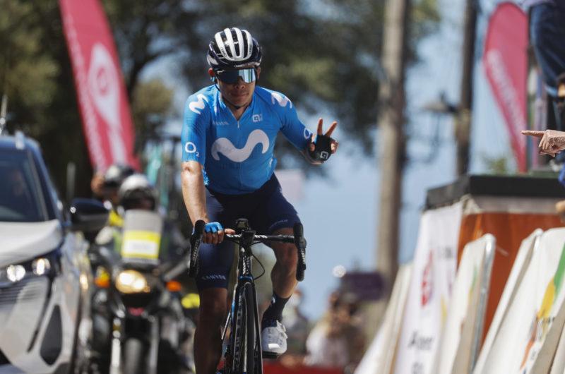 Imagen de la noticia 'López leads Movistar Team's Vuelta a Andalucía roster (May 18-22)'