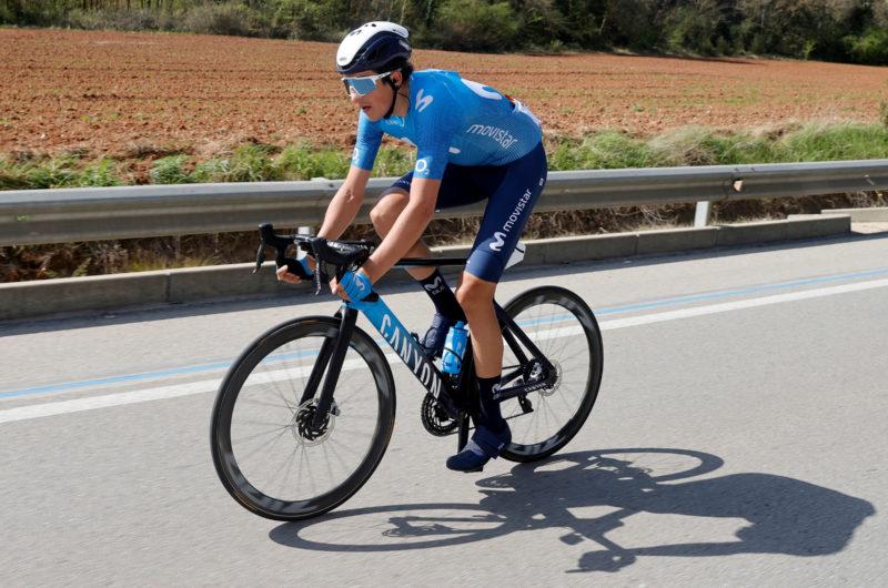 News' image'Camino al Giro 2021: Así afrontan Soler y Jorgenson la 'Corsa Rosa''