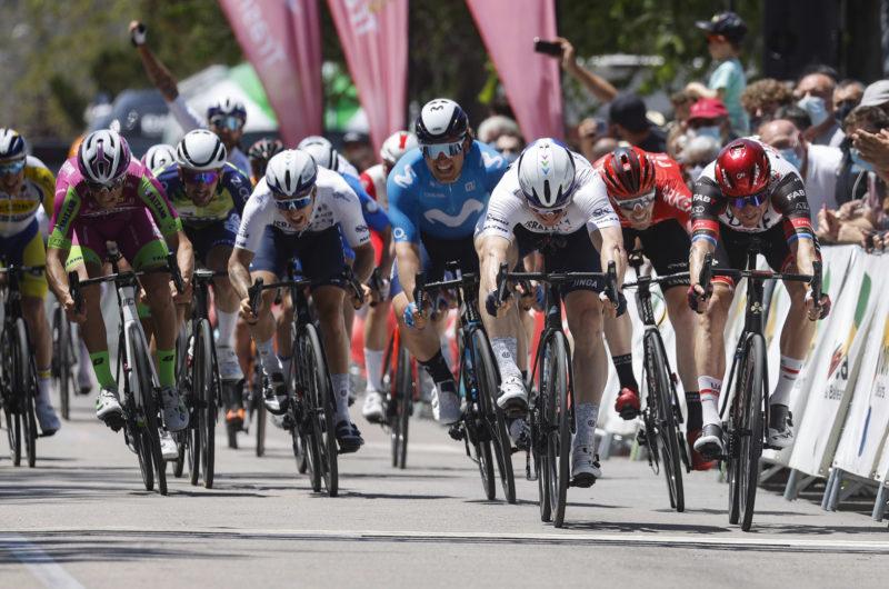 News' image''Raceblog' Challenge Mallorca: Cullaigh, 5º en el último sprint en Alcudia'