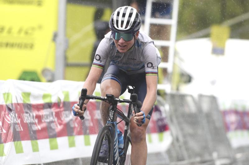 News' image'Van Vleuten repite 2º puesto en la Durango-Durango'