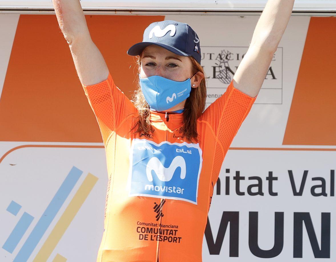 Imagen de la noticia 'Van Vleuten, Movistar Team crown splendid Setmana success'