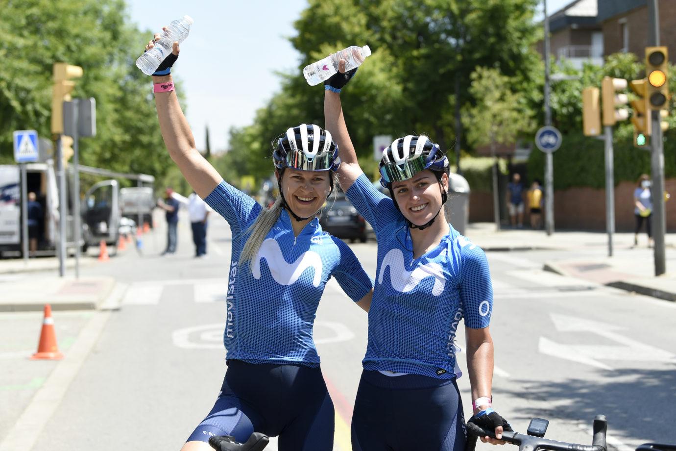 News' image'Katrine Aalerud gana la reVolta, prueba femenina de la Volta a Catalunya'