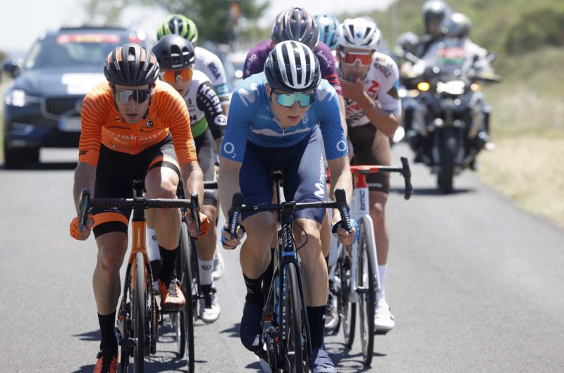 Imagen de la noticia 'Hollmann named Most Combative at opening stage in Occitanie'