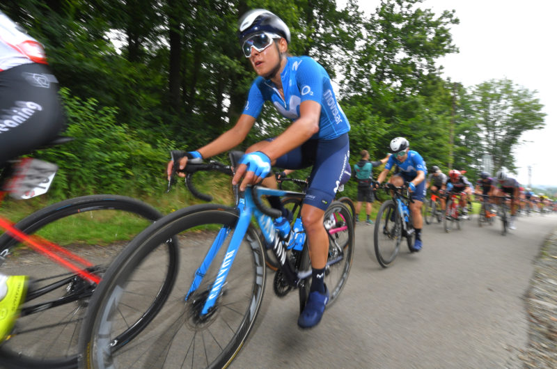 Imagen de la noticia ''Raceblog' Lotto Belgium Tour: Exceptional teamwork at the Kapelmuur'