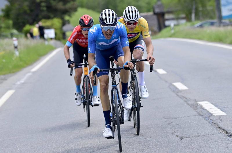 Imagen de la noticia 'Samitier into strong breakaway towards Leukerbad'