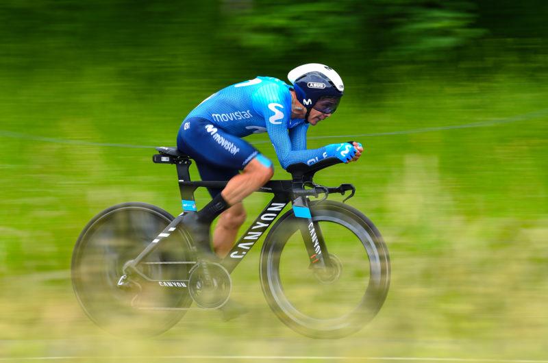Imagen de la noticia 'López keeps his options open after Dauphiné's TT'
