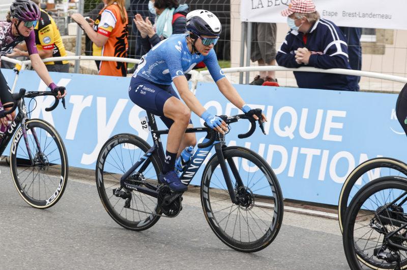 News' image'Movistar Team, ante el Giro Donne (2-11 julio), la ronda por etapas más larga del año'